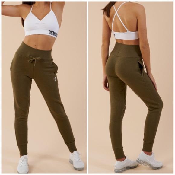 8b83f404952ba4 Gymshark Pants | Nwt High Waisted Jogger Pant | Poshmark